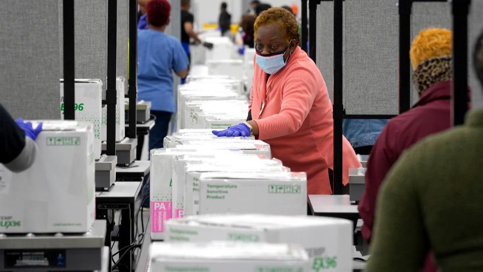 Labor creates all value, including vaccine value