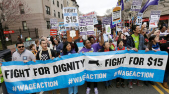 Top Dems formally introduce $15 federal minimum wage bill