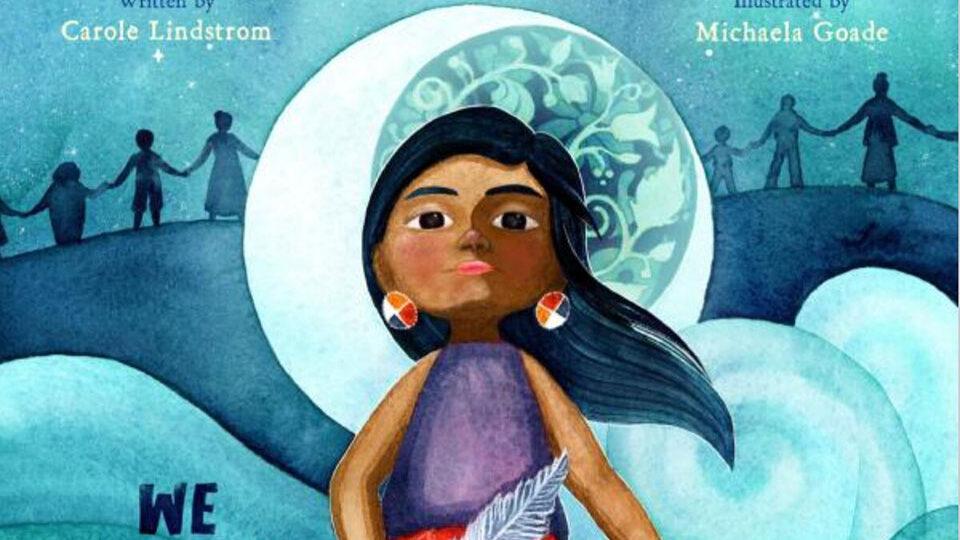 First Native American to win Caldecott Medal for children's book illustration
