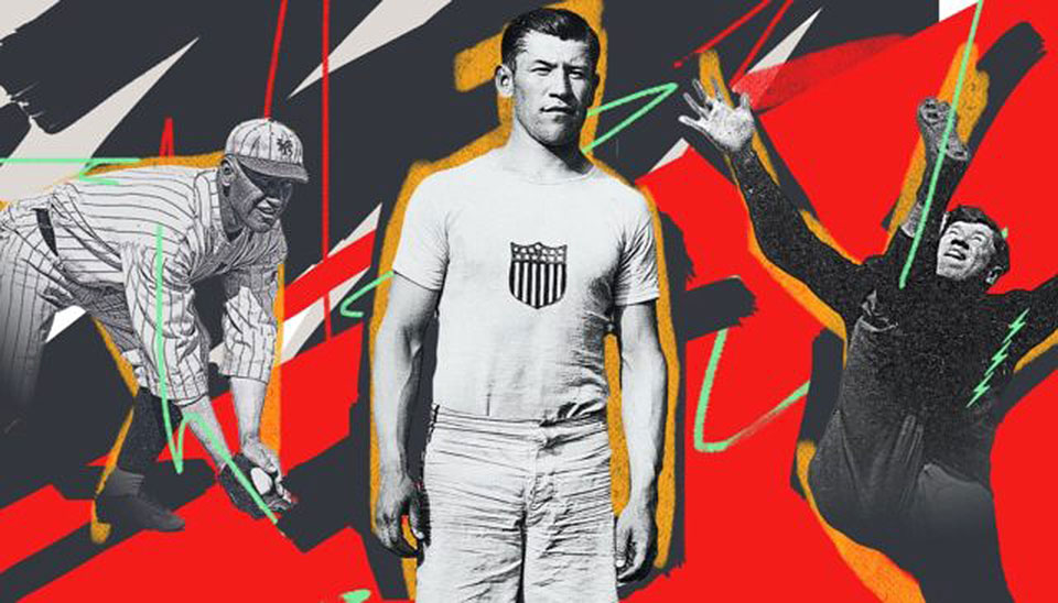Jim Thorpe's 1912 golds still resonate, amaze