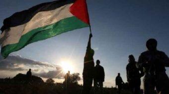 Líder palestino advierte sobre política de expansionismo israelí