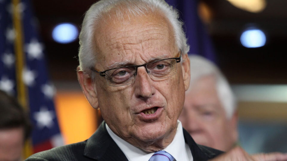 N.J. Rep Pascrell to Biden: Fire Trump-named postal board