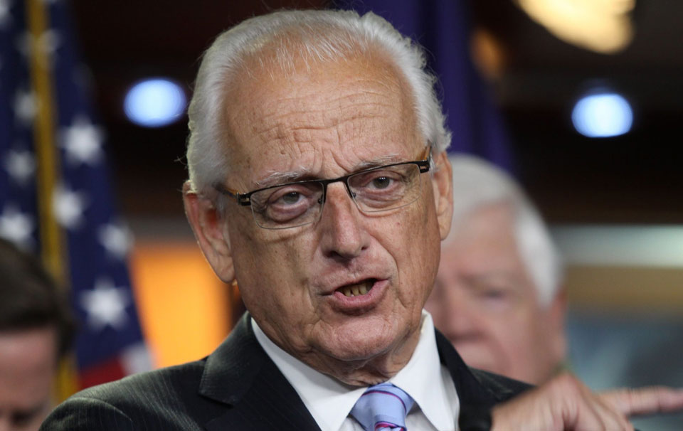 N.J. Rep Pascrell to Biden: Fire Trump-named postal board