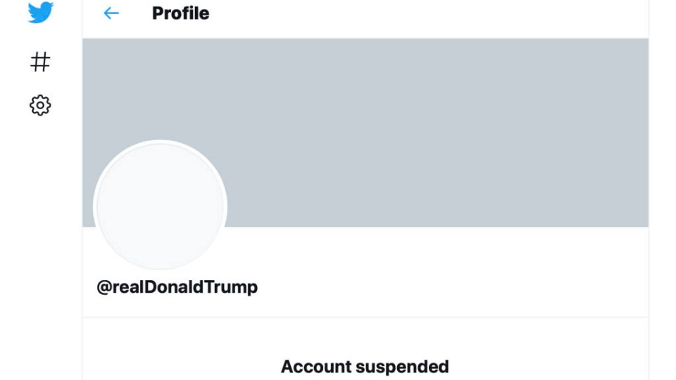 Social media, Trump, and the question of the First Amendment