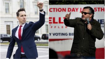 Legislation opens path to removing insurrectionist Senators Hawley and Cruz