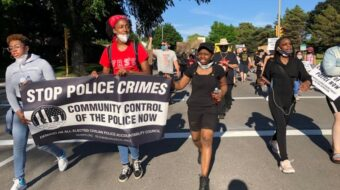 Renewed calls for community control of the police come to D.C.