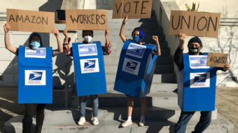 Overcoming company hurdles, 6,000 Amazon workers start union recognition vote