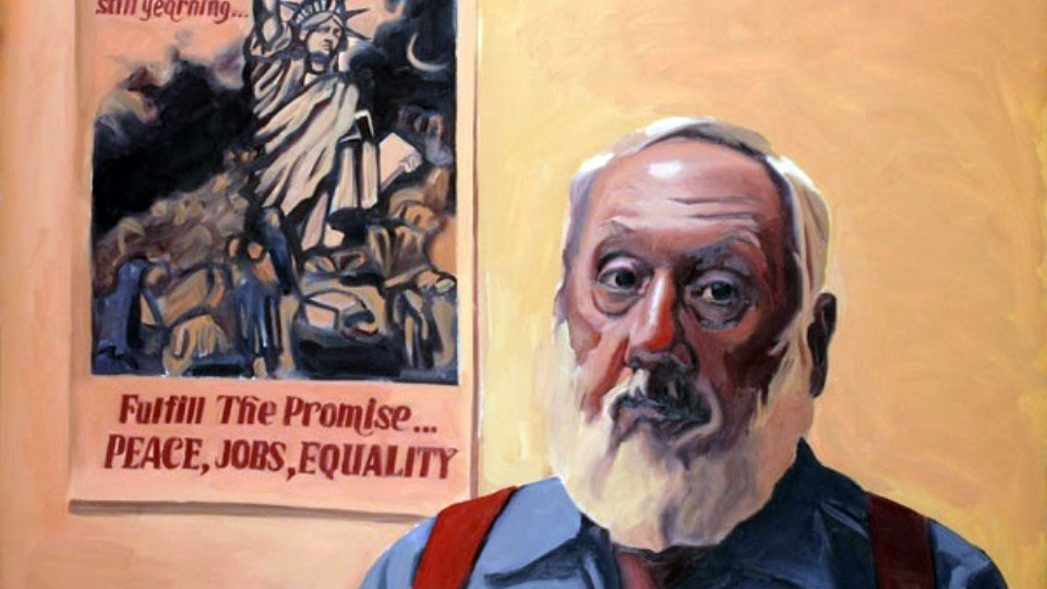 Bill Davis—beloved labor and peace activist, Communist leader—lost to COVID