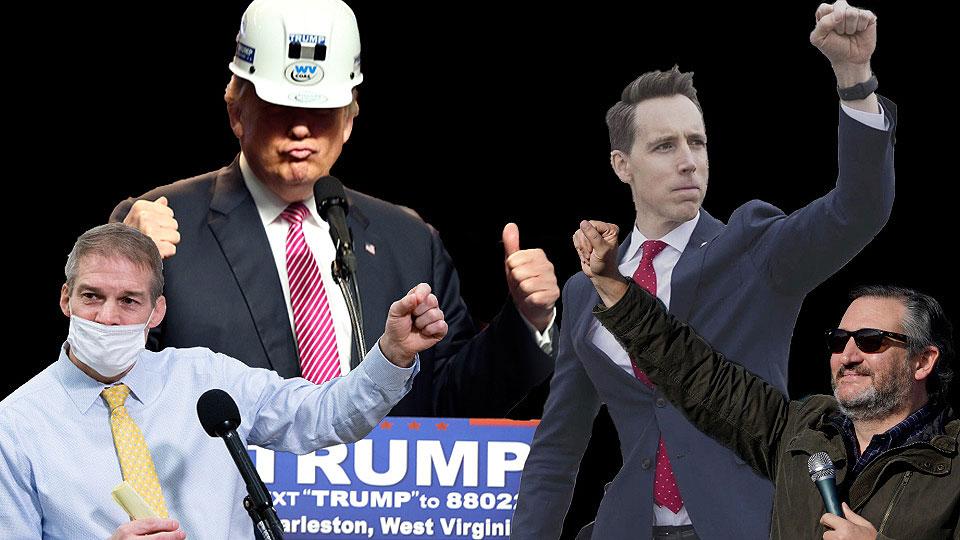 Republicans' working class hero re-branding isn't fooling anyone