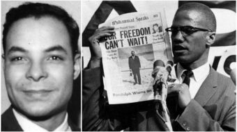 Famed Black journalist Joe Walker's fateful meeting with Malcolm X