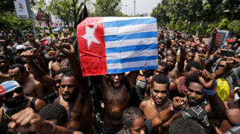 'Slow-motion genocide': West Papuan liberation leader describes Indonesian occupation