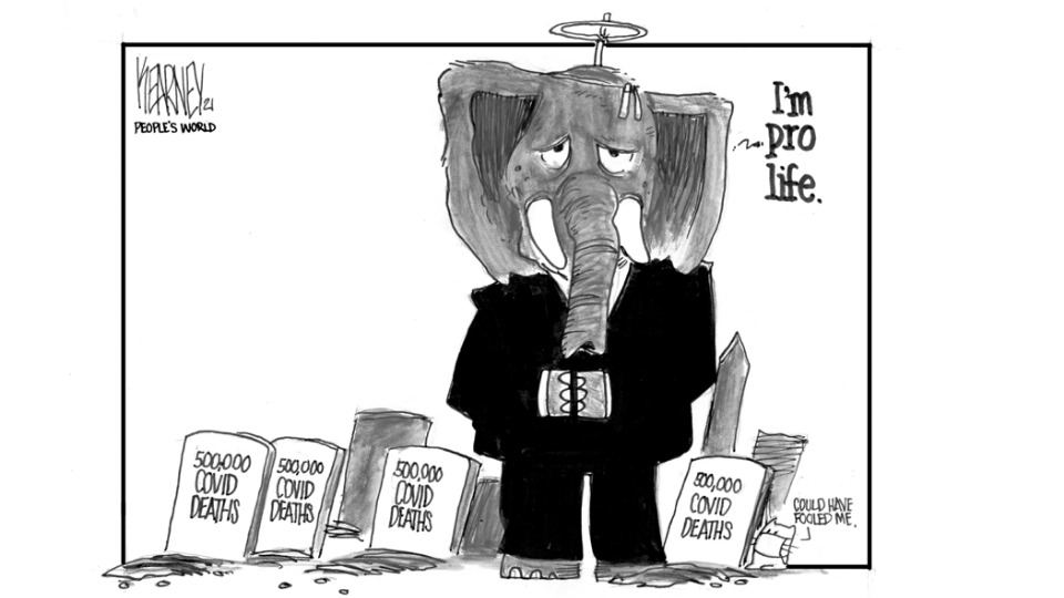 When it comes to COVID, why aren't Republicans 'pro-life' anymore?