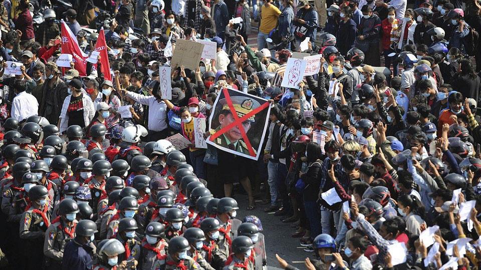 Military coup leaders, Aung San Suu Kyi both betrayed democracy in Burma