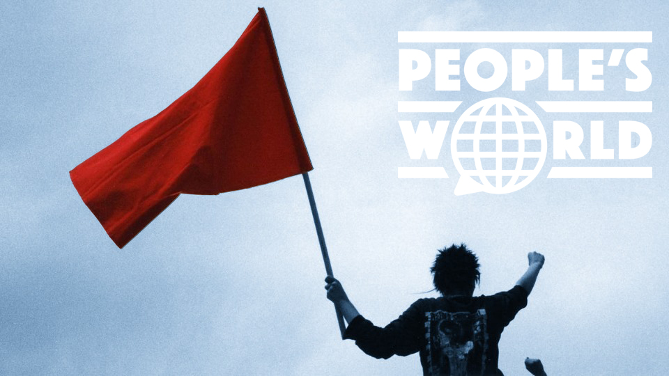 Save People's World – EMERGENCY FUND APPEAL