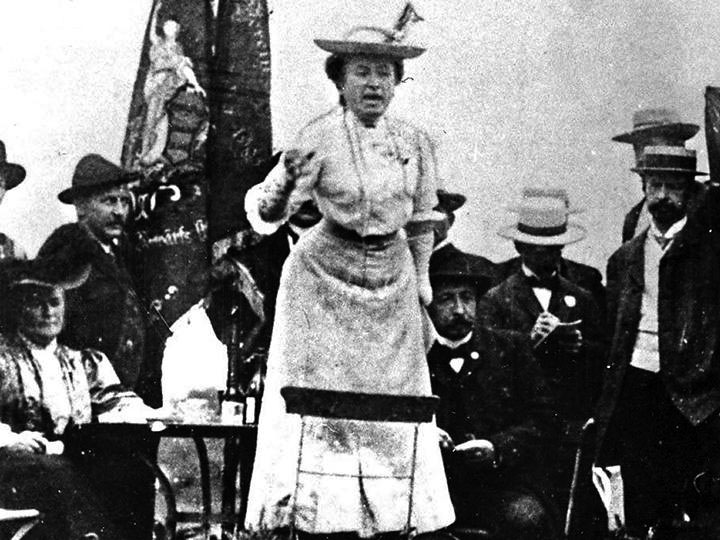Rosa Luxemburg at 150: Toward 'a social order worthy of the human race' – People's World