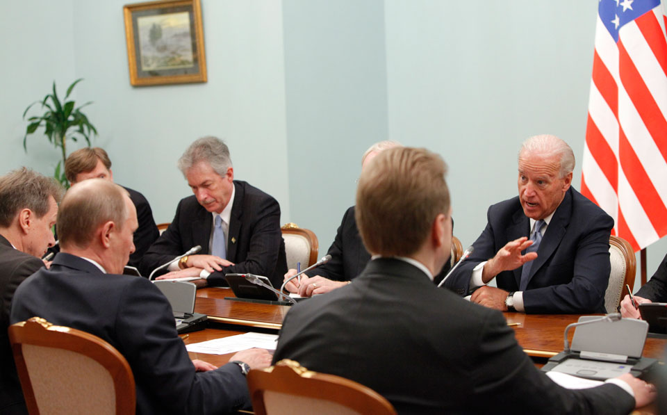 Biden's 'killer' comment about Putin reflects obsolete foreign policy