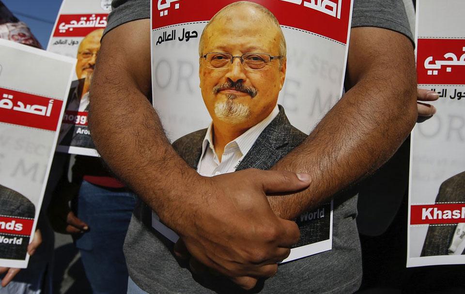 Biden inaction on Saudis' Khashoggi assassination angers News Guild