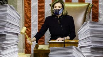 Avalanche of progressive legislation on the move in the House