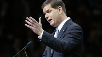 Senate OKs Laborers member, Boston Mayor Marty Walsh, as Biden's Labor Secretary