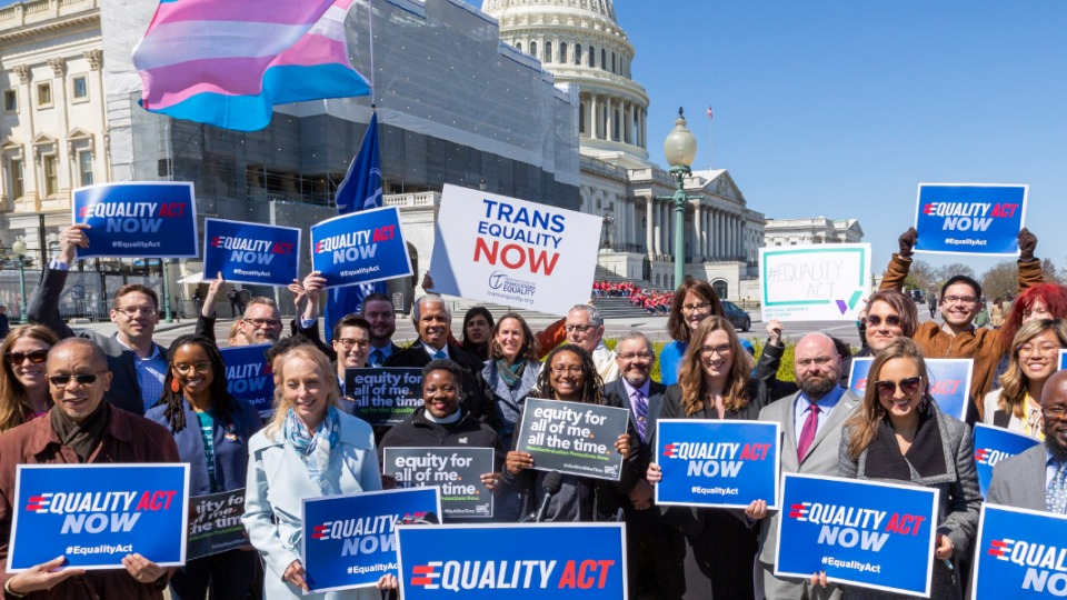 Narrative of fear: Republicans try to block pro-LGBTQ Equality Act
