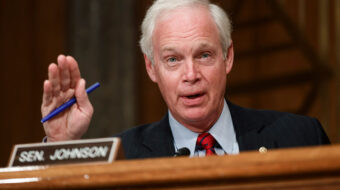 GOP Sen. Ron Johnson of Wisconsin backs Jan. 6 insurrectionists