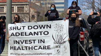 Empresa privada de prisiones envenenó a inmigrantes en Adelanto