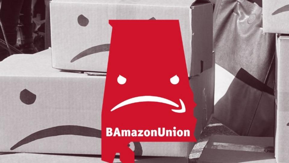 Alabama Amazon battle continues: Union to file labor law challenge