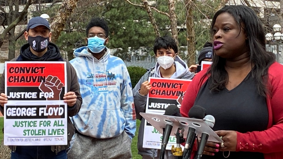Minnesota activists demand an end to police tactics used against demonstrators – People's World