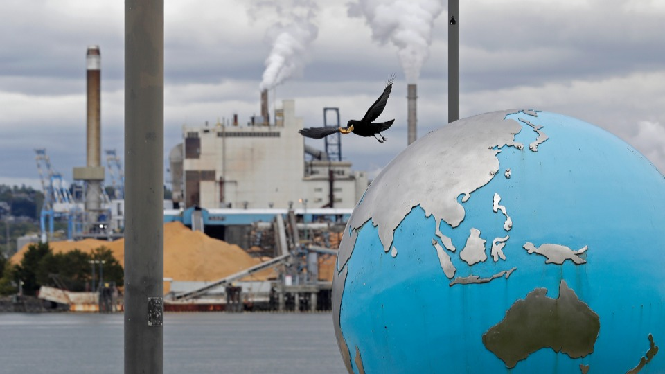 Ambitious Earth Day target: Biden announces 50% emissions cut