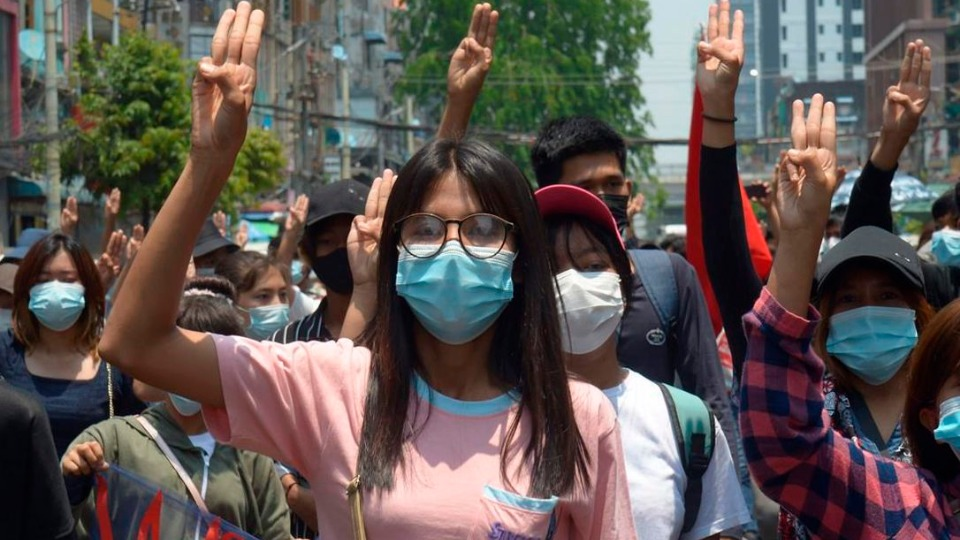 Burma's Communists say military coup a symptom of Myanmar's crony capitalism