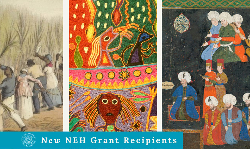 NEH Announces $24 million for 225 humanities projects nationwide