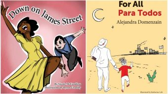 Two new entries in the catalogue of progressive children's literature