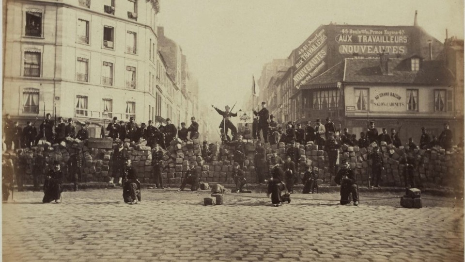 Paris Commune at 150: Still going strong and challenging digital capitalism