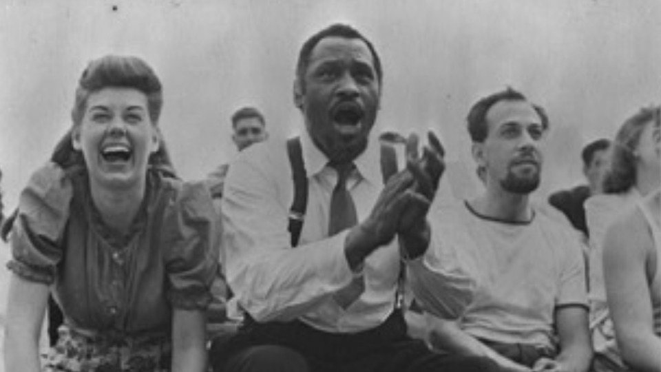 LIVE from Philly this Friday: Celebrating Paul Robeson, The Great Forerunner