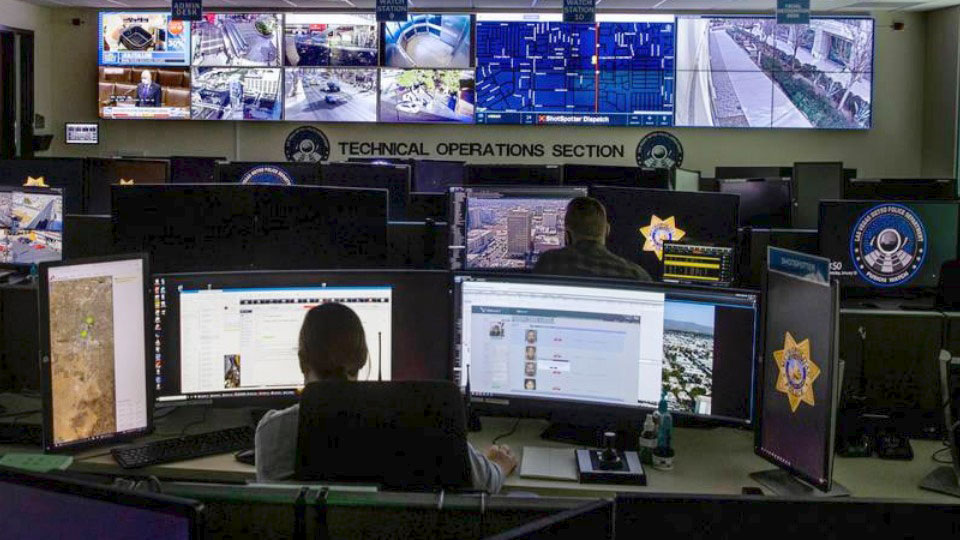 'Predictive policing' is a techno-tool of white supremacy