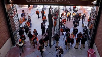 S.F. Giants demand food service workers sign COVID 'release of liability' form