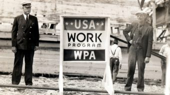 Public infrastructure jobs helped beat the Great Depression; they can do it again