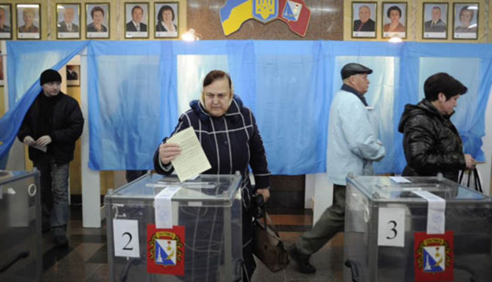 Right-wing policy continues to destroy Ukraine