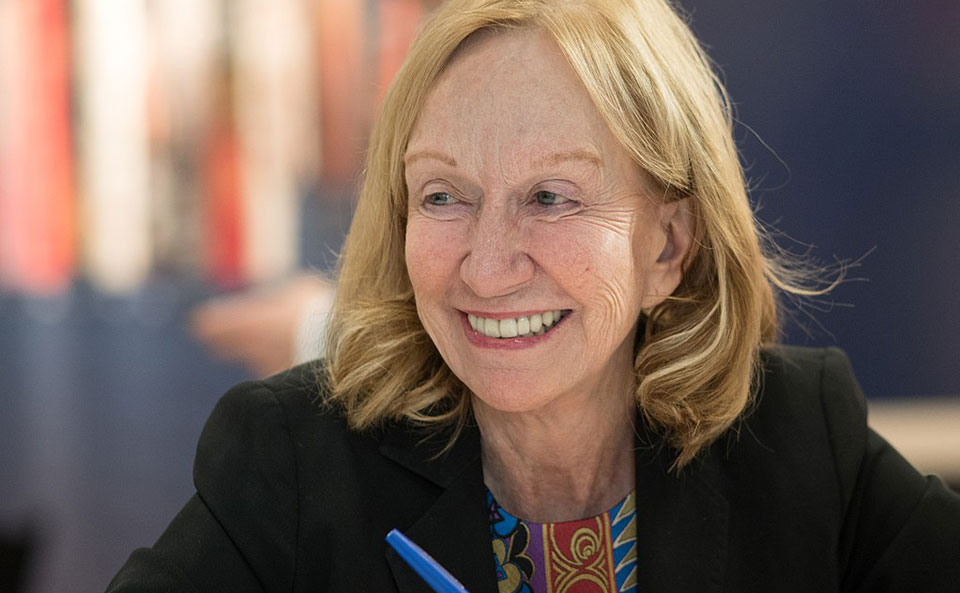 Doris Kearns Goodwin: Presidential success due to timing, truth, clear goals