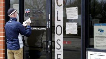 BLS: New claims for jobless benefits fall by 20%
