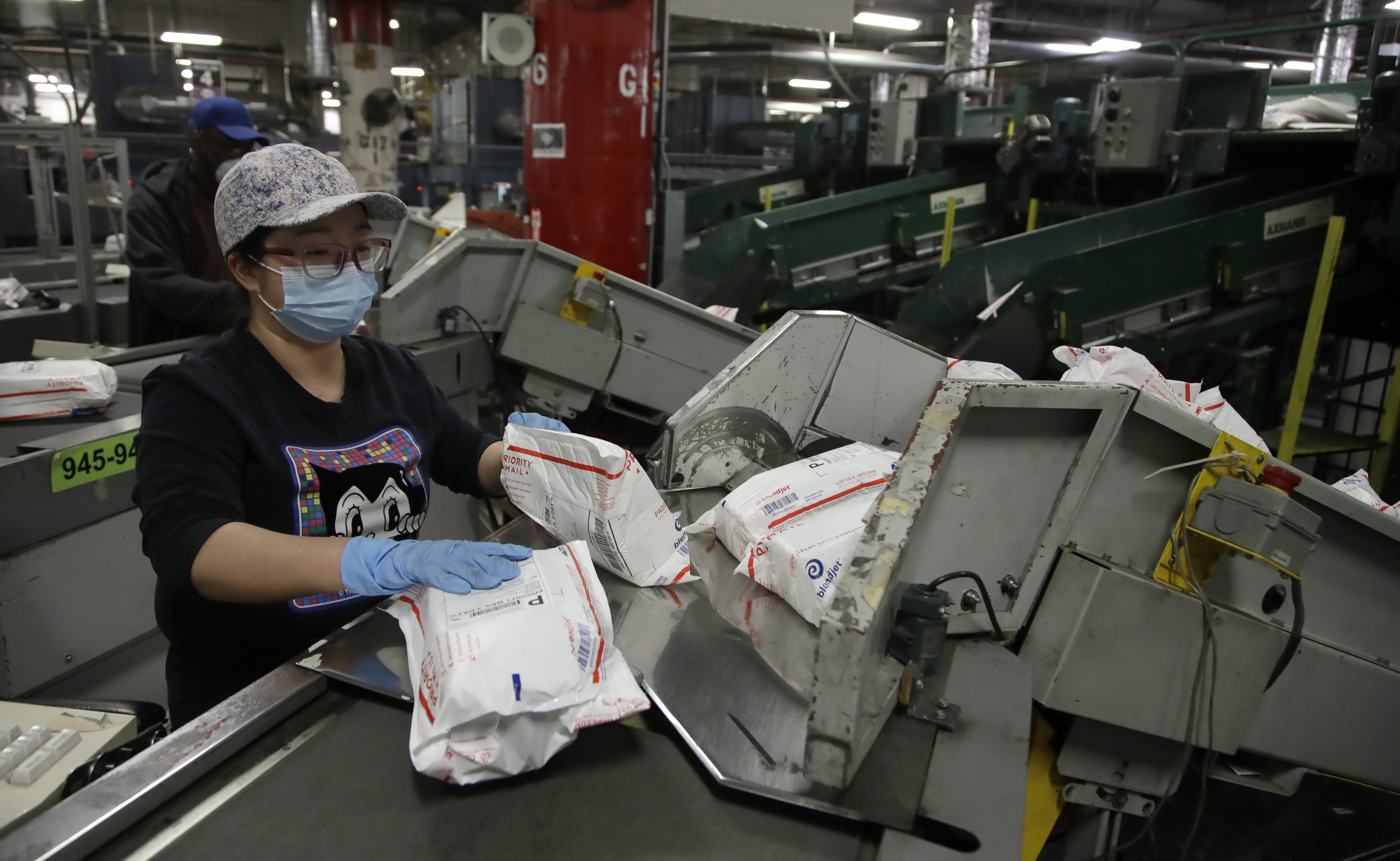 Postal Workers fight DeJoy plan to close processing centers and eliminate jobs