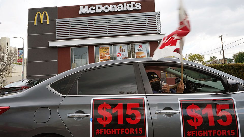 McDonald's workers forced into another one-day strike on May 19