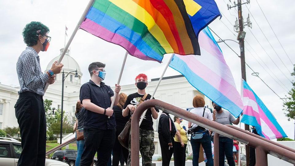 Alabama right wing scapegoats LGBTQ people as crisis escalates