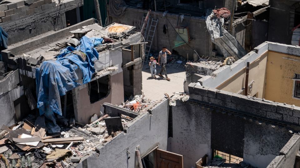 Israeli bombardment of Gaza builds support for U.S. aid restrictions