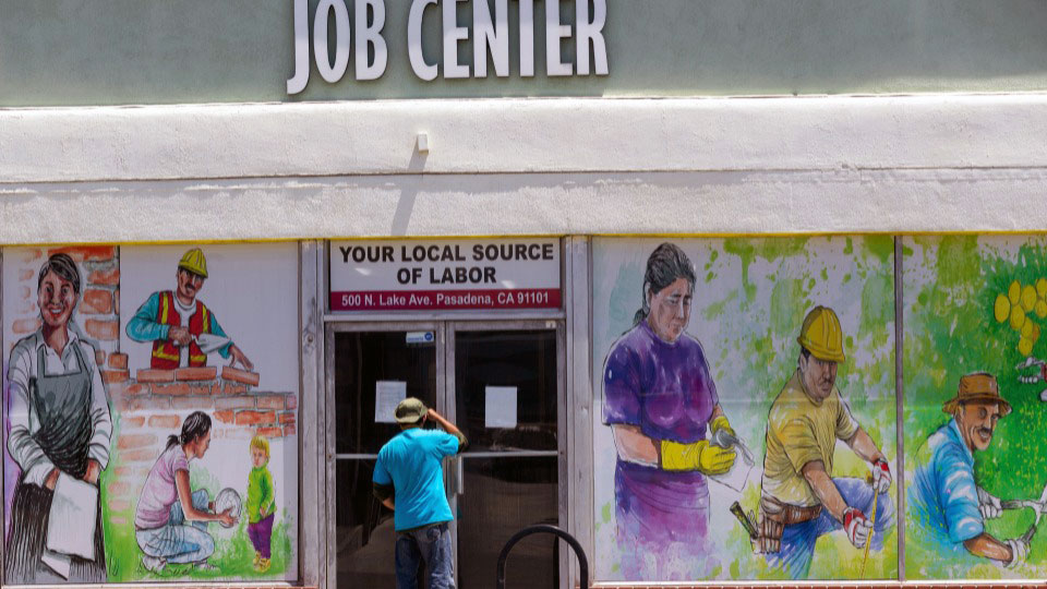 Big biz answer to low April job numbers: End unemployment benefits!