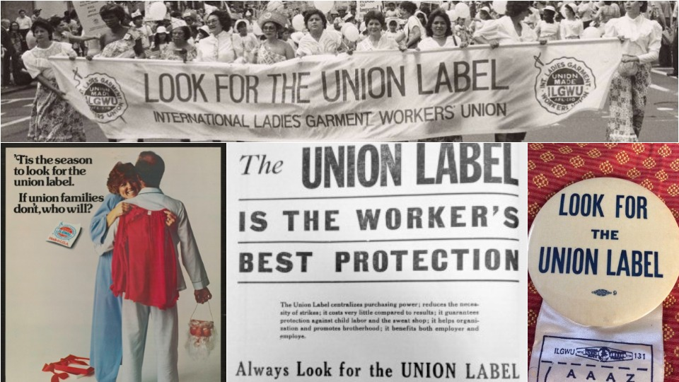 Do you 'look for the union label' on nonprofit solicitations?