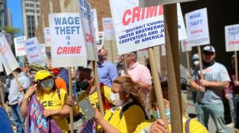 Wage theft enforcement against corporate thieves on the rise