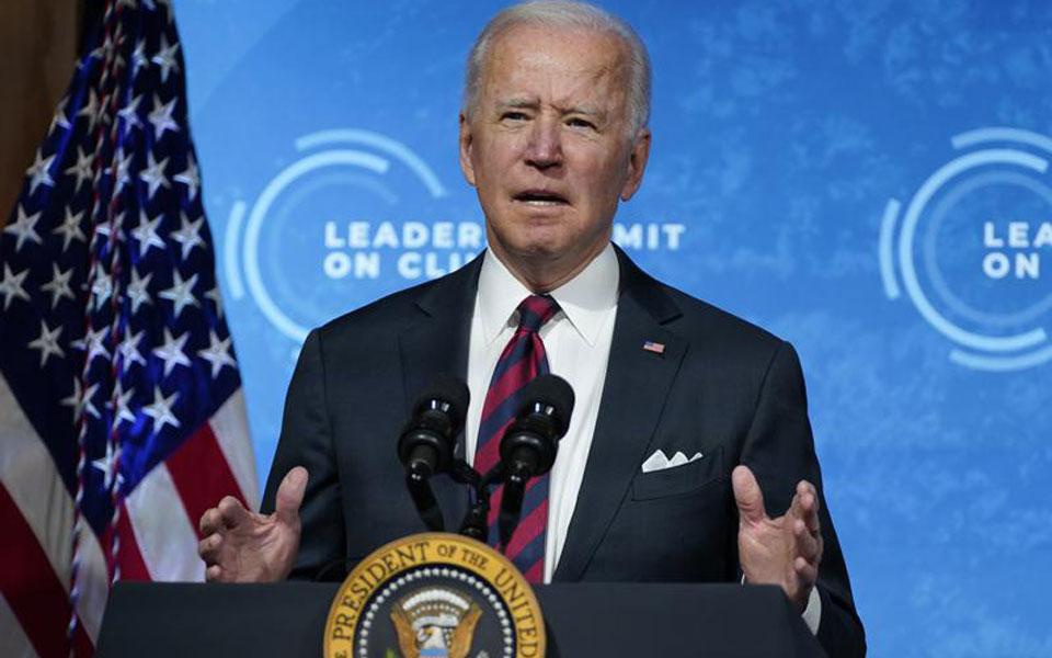 Biden's latest executive order takes aim at climate change's threat to economy