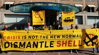 In historic ruling, Dutch court rules Shell needs to abide by Paris agreement