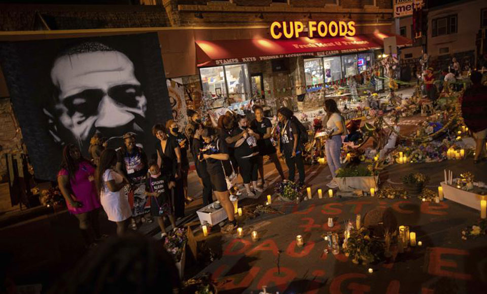 Rallies in Minneapolis and across the country remember George Floyd